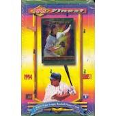 1994 Topps Finest Series 1 Baseball Hobby Box