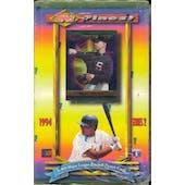 1994 Topps Finest Series 2 Baseball Hobby Box