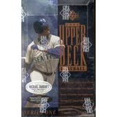 1994 Upper Deck Series 1 Baseball Hobby Box