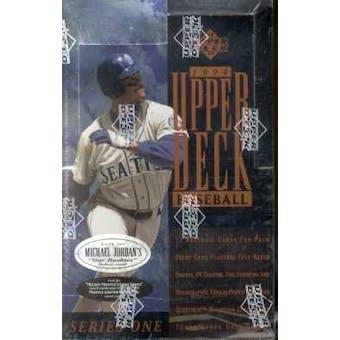 1994 Upper Deck Series 1 Baseball Retail Box