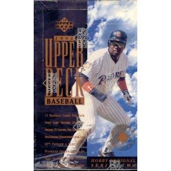1994 Upper Deck Series 2 Western Baseball Hobby Box