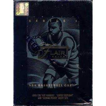 1994/95 Flair Series 1 Basketball Hobby Box