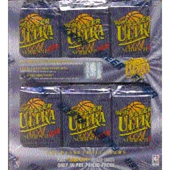 1994/95 Fleer Ultra Series 2 Basketball Jumbo Box