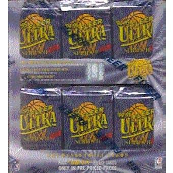 1994/95 Fleer Ultra Series 2 Basketball Jumbo Box