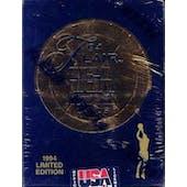 1994 Flair USA Basketball Hobby Box