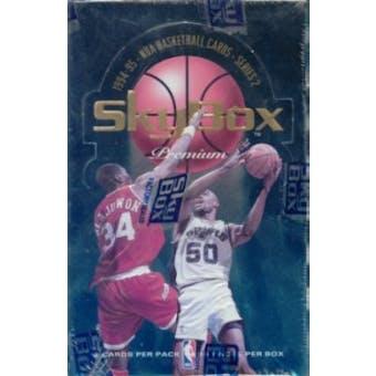 1994/95 Skybox Premium Series 2 Basketball Hobby Box