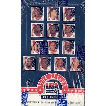 1994 Skybox USA Basketball Hobby Box