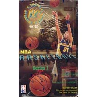 1994/95 Topps Stadium Club Series 1 Basketball Hobby Box