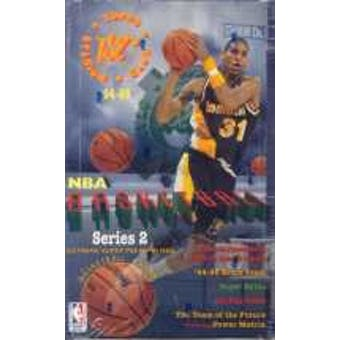 1994/95 Topps Stadium Club Series 2 Basketball Hobby Box