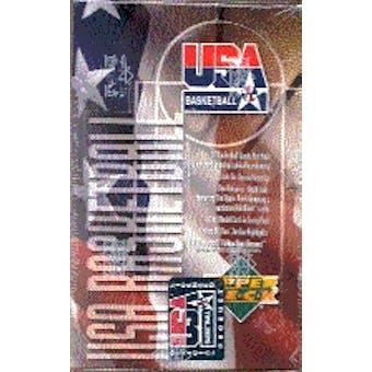 1994/95 Upper Deck USA Basketball Hobby Box