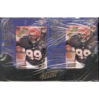 1994 Action Packed Rookie Update Football Hobby Box
