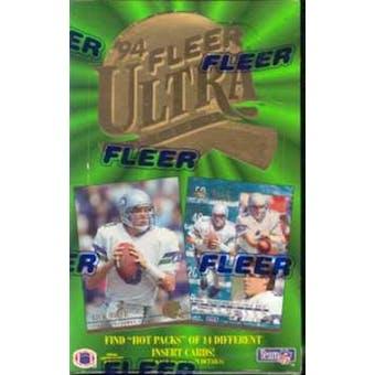 1994 Fleer Ultra Series 1 Football Hobby Box
