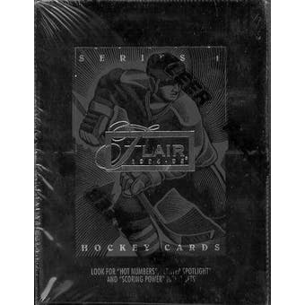 1994/95 Fleer Flair Hockey Hobby Box
