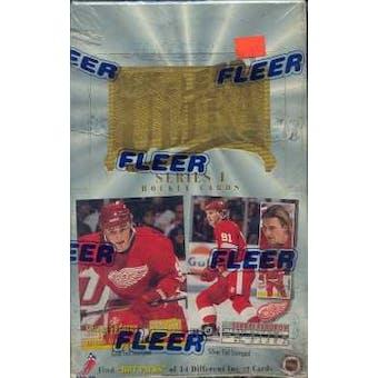 1994/95 Fleer Ultra Series 1 Hockey Hobby Box