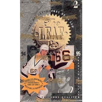 1994/95 Leaf Series 2 Hockey Hobby Box