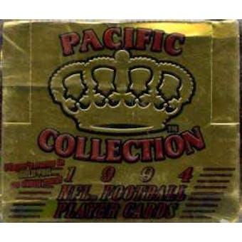 1994 Pacific Football Hobby Box