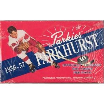 1994/95 Parkhurst 56/57 Parkies Hockey Hobby Box
