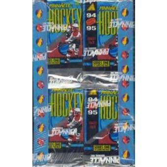1994/95 Pinnacle Series 1 Hockey Jumbo Box