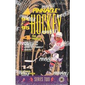 1994/95 Pinnacle Series 2 Hockey 36 Pack Box