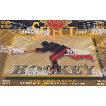 1994/95 Score Select Hockey Hobby Box