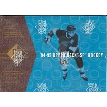 1994/95 Upper Deck SP Hockey Hobby Box