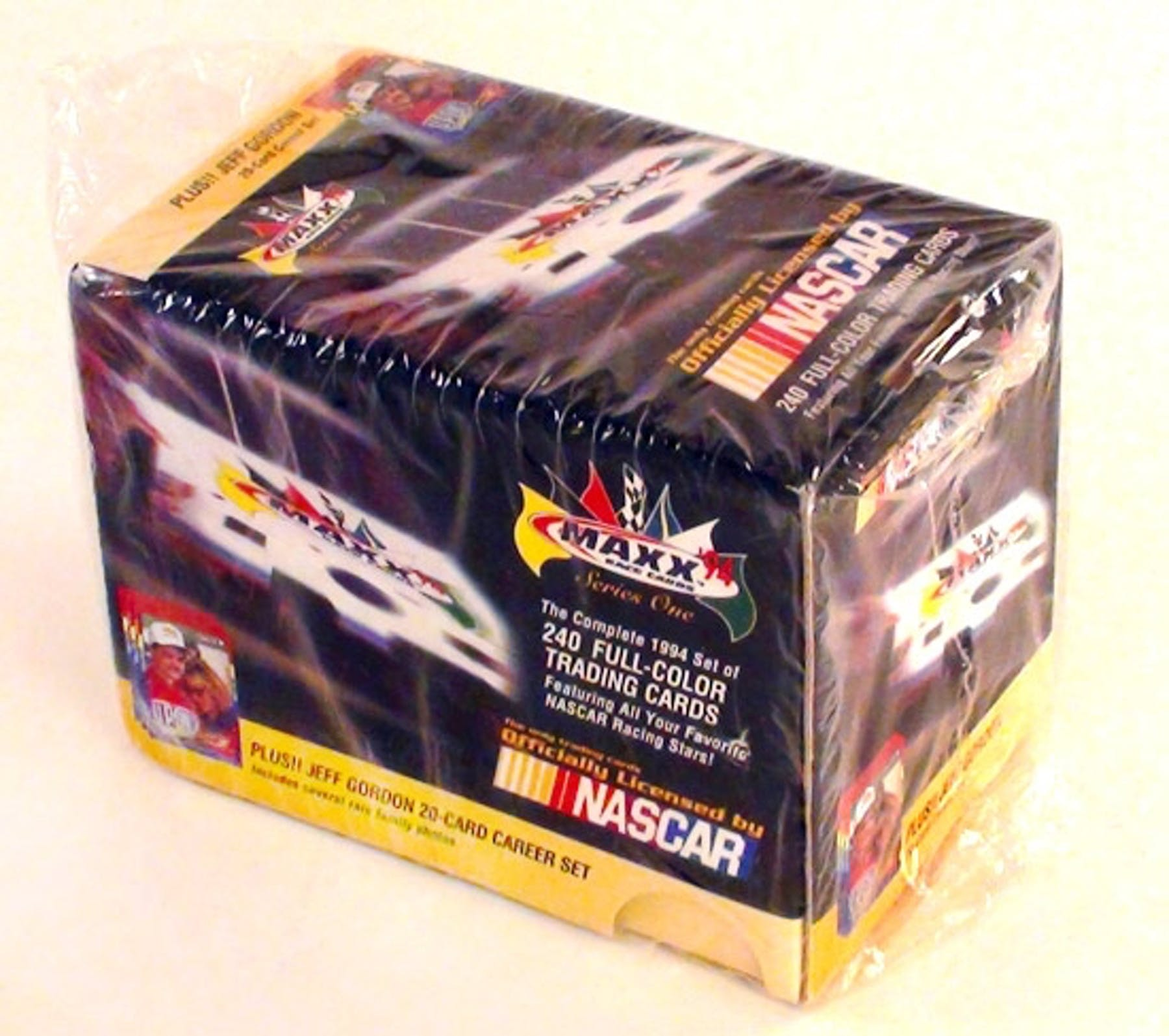 1994 J.R. Maxx Inc. Premier Series Racing Factory Set | DA Card World