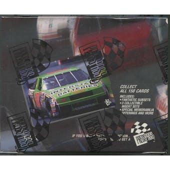 1994 Press Pass Racing Hobby Box