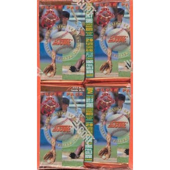 1994 Score Series 2 Baseball Jumbo Box
