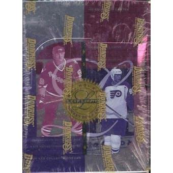 1995/96 Leaf Limited Hockey Hobby Box