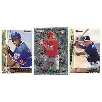 1995 Bowman Baseball Complete Set