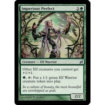Magic the Gathering Lorwyn Single Imperious Perfect FOIL - SLIGHT PLA Y (SP)