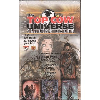 Top Cow Universe Trading Card Hobby Box