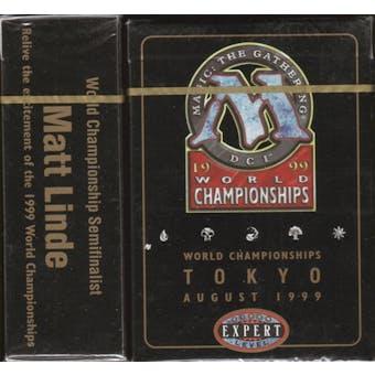 Magic the Gathering World Championship Matt Linde Deck (1999) 4 Gaea's Cradles