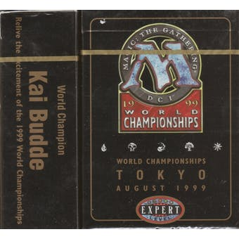Magic the Gathering World Championship Kai Budde Deck (1999) 4 City of Traitors 4 Grim Monolith