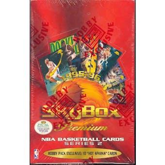 1995/96 Skybox Premium Series 2 Basketball Hobby Box