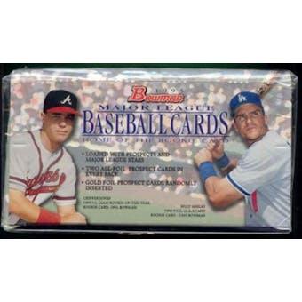 1995 Bowman Baseball Jumbo Box