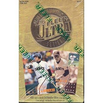 1995 Fleer Ultra Series 1 Baseball Hobby Box