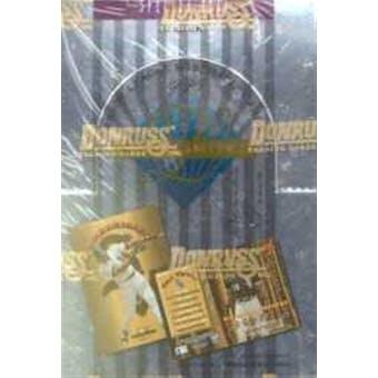 1995 Leaf Limited Series 2 Baseball Hobby Box (Reed Buy)