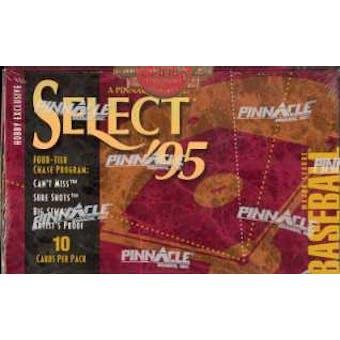 1995 Score Select Baseball Hobby Box