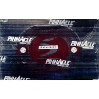 1995 Pinnacle Summit Baseball Hobby Box