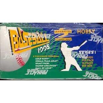 1995 Score Series 1 Baseball Hobby Box