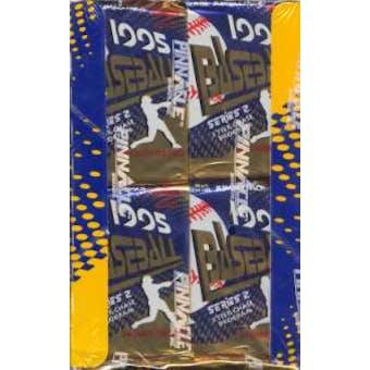1995 Score Series 2 Baseball Jumbo Box