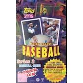 1995 Topps Series 2 Baseball 36 Pack Box (Reed Buy)