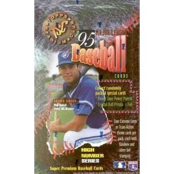1995 Topps Stadium Club Series 3 Baseball Hobby Box