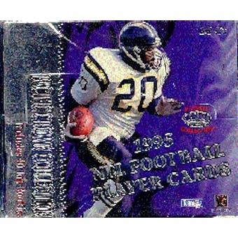 1995 Pacific Football Hobby Box