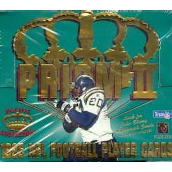 1995 Pacific Prism Series 2 Football Hobby Box