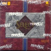 1995 Select Certified Football Hobby Box (Reed Buy)
