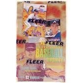 1995 Fleer Update Baseball Hobby Box
