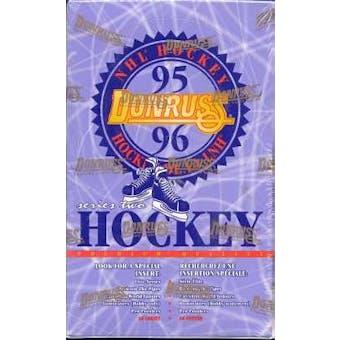 1995/96 Donruss Series 2 Hockey Hobby Box
