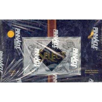 1995/96 Pinnacle Select Certified Hockey Hobby Box